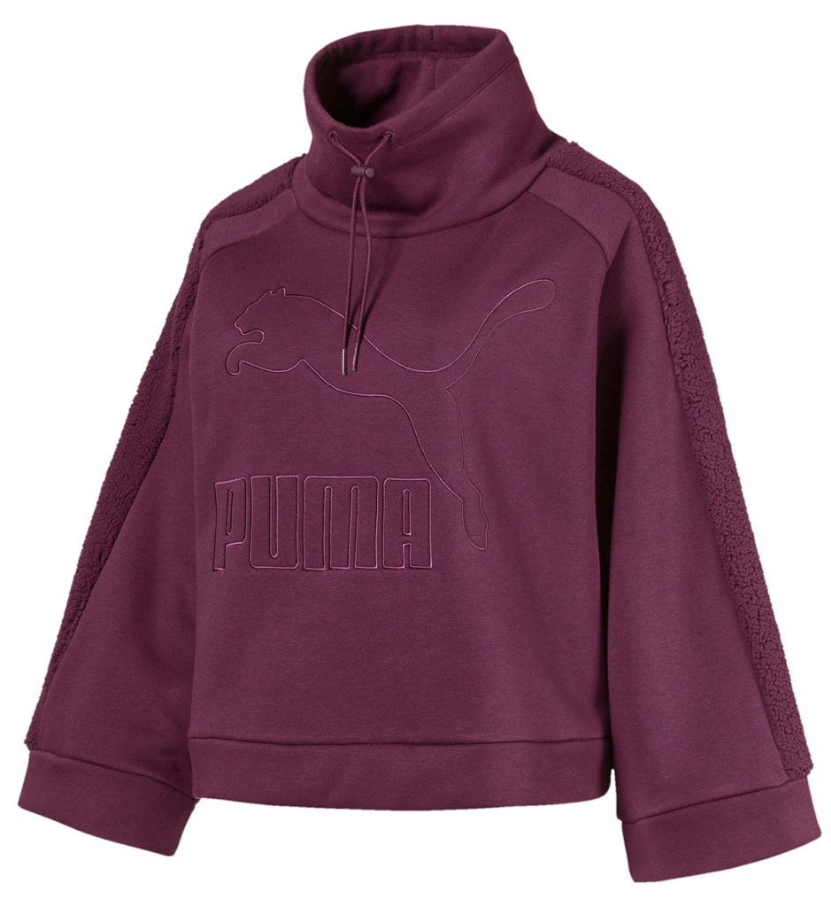 Толстовка Puma Downtown WinterIzed Crew, 4 990 руб.